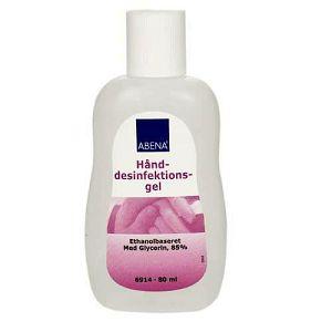 Abena dezinfekcijski gel za ruke, 80 ml