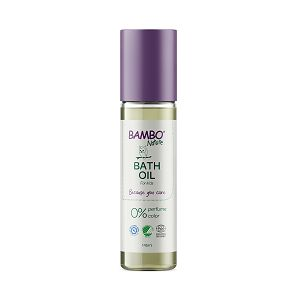 Bambo Nature ulje za kupanje bez mirisa, 145 ml