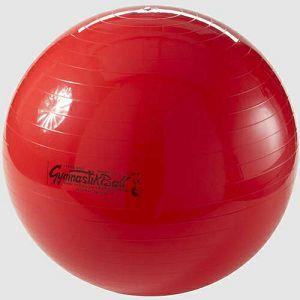 Ledragomma Original Pezzi Gymnastikball, lopta za vježbanje - 75 cm, crvena