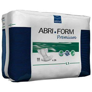 Abena Abri-Form pelene L1, 26 kom/pak