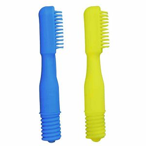 Talktools Brush Tip Combo (Blue&Yellow)